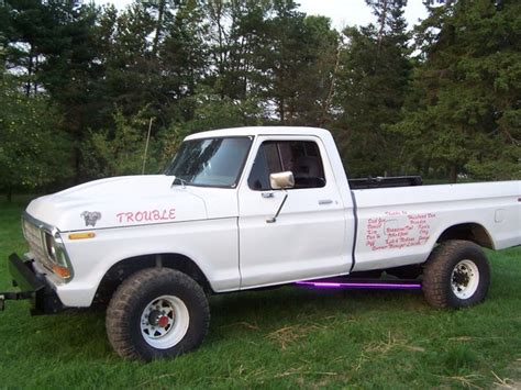 1979 Ford Trucks For Sale by Two 1979 Ford F250 Truck For Sale For Sale In Peshtigo Wi