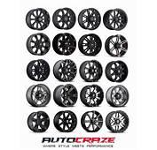 Ford Ranger Mag Wheels  Aftermarket Rims And