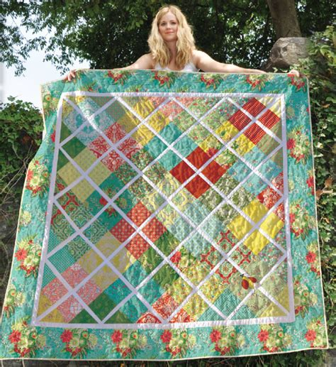 bust your stash with these charm pack quilts 8 patterns