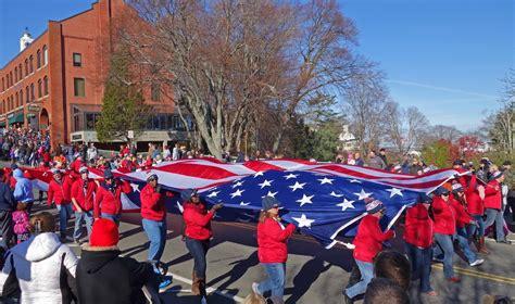 plymouth ma parade joe s retirement thanksgiving parade america s