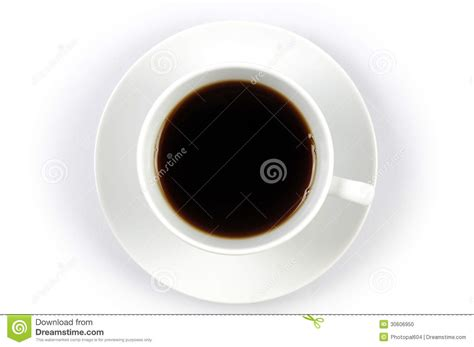 top of coffee cup coffee cup stock photo image 30606950
