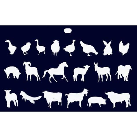 plantillas de animalitos de granja para hacerlos en plantillas de animalitos de granja para hacerlos en