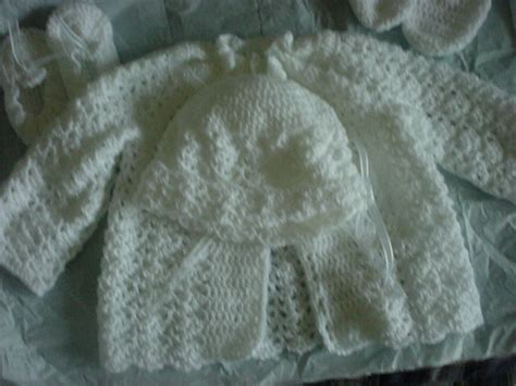 baby layette knitting patterns free crochet and knit baby blankets layette booties