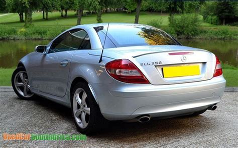 Used Cars Port Elizabeth by 2004 Mercedes Slk350 Used Car For Sale In Port