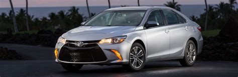 Toyota Camry Specs 2017 Toyota Camry Specs And Features