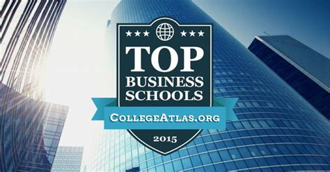 Top Mba Programs In California by Best Business Schools In California Collegeatlas