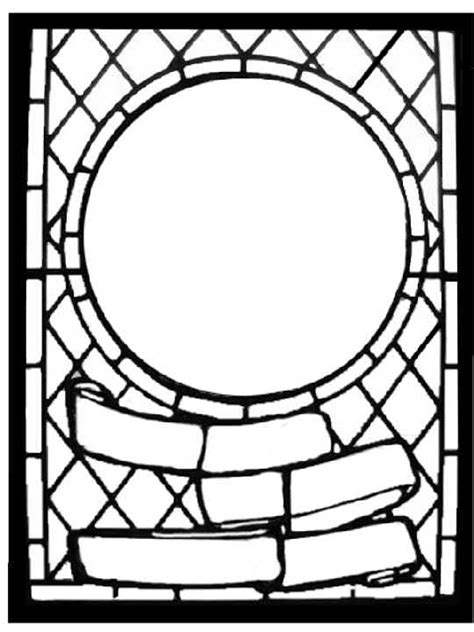 stained glass window templates best photos of church window template stained glass