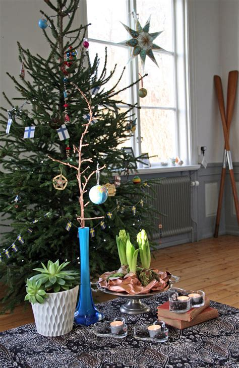 christmas in swedish mansion skimbaco lifestyle online