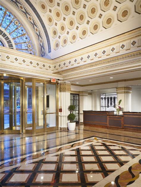 hamilton crowne plaza hotel reimagined and restored by