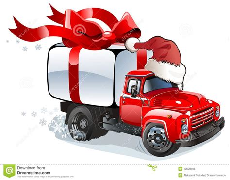 santa clipart truck pencil and in color santa clipart truck