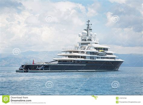 big boat photos luxury large super or mega motor yacht in the blue sea