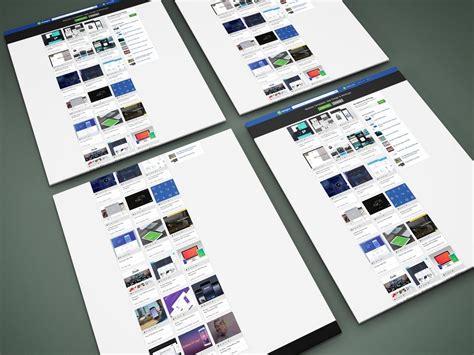 web layout mockup psd 20 best website psd perspective mockups design shack