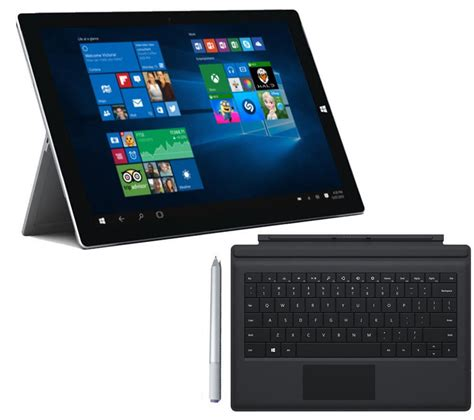 Microsoft Pro 3 buy microsoft surface pro 3 12 quot tablet 64 gb with