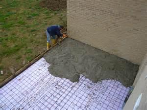 beton terrasse abords 3 d 233 cembre 2015 la dalle en b 233 ton pour la
