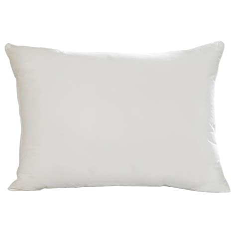 Aller Ease Pillow by Shop Aller Ease 20 In W X 30 In L White Rectangular Indoor