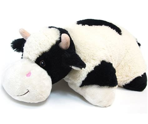 Cow Pillow Pet by Cow Pet Pillow 18 Quot Plush Stuffed Animal Toys