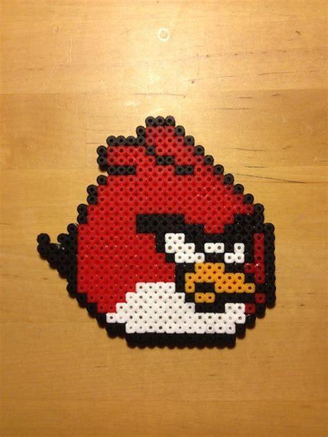 hama birds angry birds bird hama by pixelplastik on