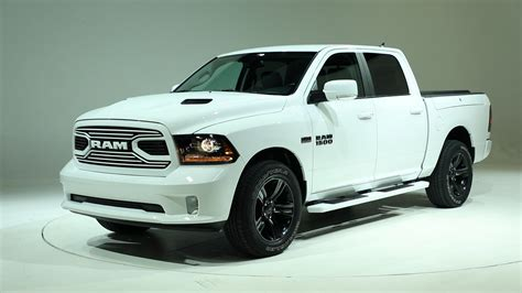 1500 ram sport ram introduces updated 1500 sport and new black editions