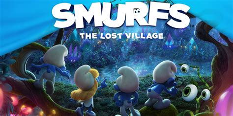 film kartun disney 2017 smurfs the lost village 2017 torrent full movie