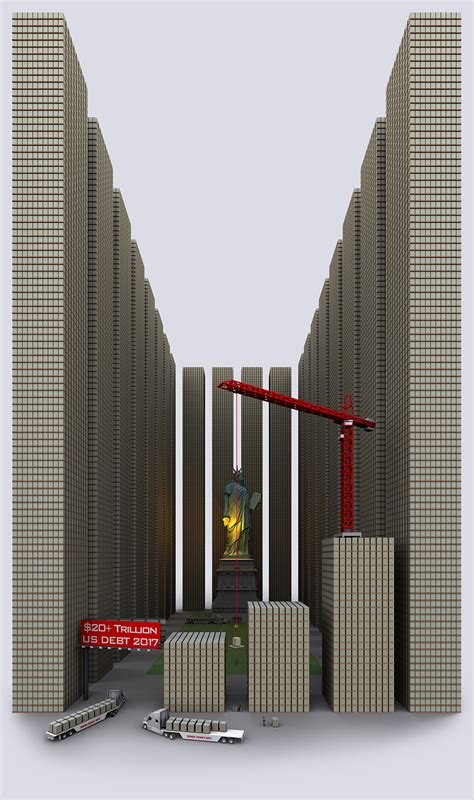 national debt ceiling visualizing the us debt ceiling in 100 bills zero hedge