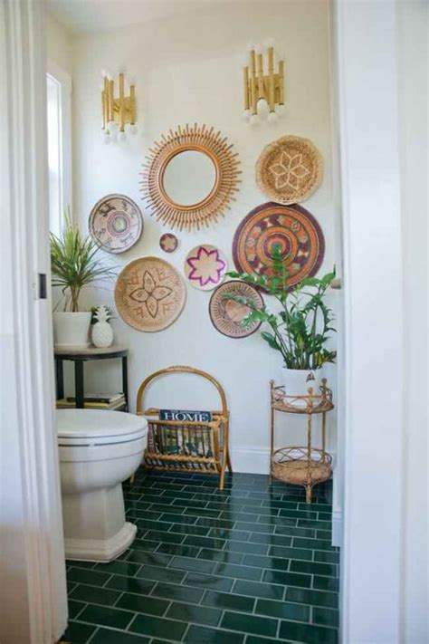 7 stunning bohemian bathroom ideas
