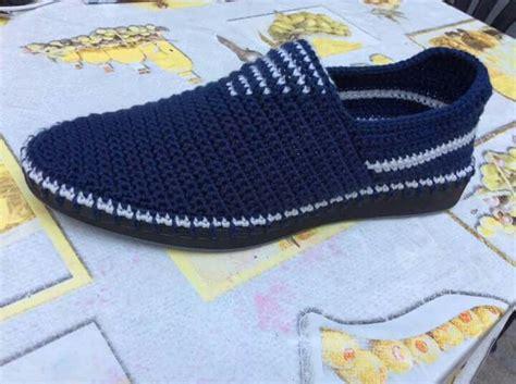 tutorial slipper rajut pin by инна волынщикова on обувь pinterest crochet