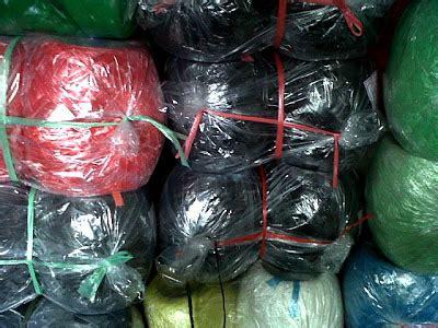 Tali Tambang Warna 6mm toko plastik rajawali surakarta tali rafia tambang