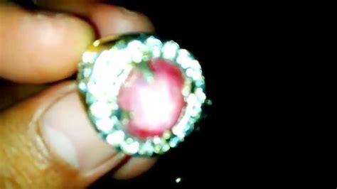 Batu Ruby 6119 Carat jual batu ruby birma harga murah