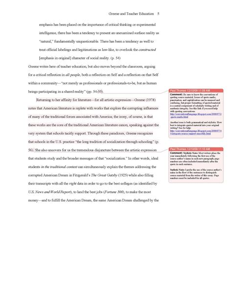 conventional language sample  essay  notes