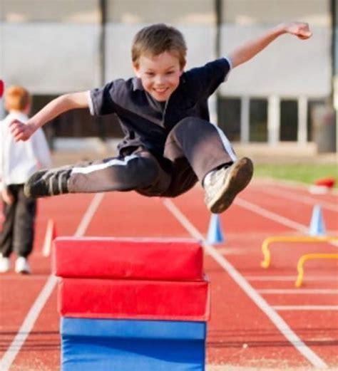 imagenes niños haciendo ejercicio fisico el ejercicio f 237 sico reduce los s 237 ntomas de alergia en ni 241 os