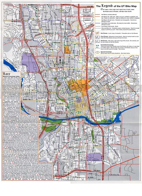 maps for texas routes maps for bicycling in and around texas