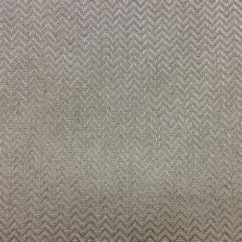 Platinum Upholstery by R Harrington Platinum Grey Small Chevron Stripe Upholstery