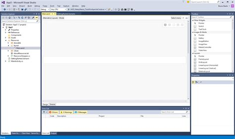 xamarin tutorial visual studio android trouble with visual studio 2015 and xamarin android
