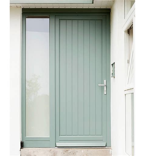 Aluminium Front Doors Uk Aluminium Clad Wood Front Doors Marvin