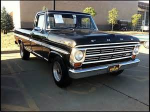 1968 Ford Truck 1968 Ford Information And Photos Momentcar
