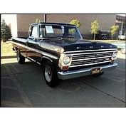 1968 Ford Pickup  Information And Photos MOMENTcar