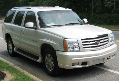 how it works cars 2002 cadillac escalade navigation system file 2nd cadillac escalade jpg wikimedia commons
