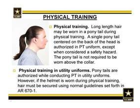 army hair regulations 670 1 new army hair regulations ar 670 1 as of 31 march 2014