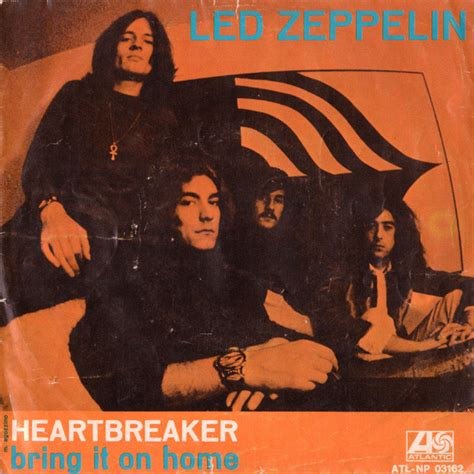 led zeppelin heartbreaker bring it on home vinyl at