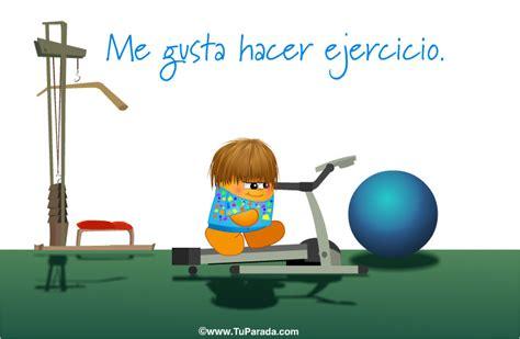 imagenes motivadoras de hacer ejercicio me gusta hacer ejercicio actividades ver tarjetas