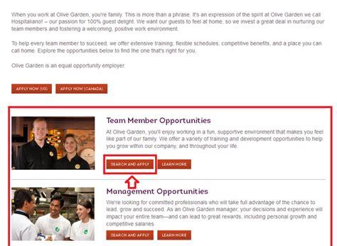 online application olive garden online application how to apply for olive garden jobs online at olivegarden