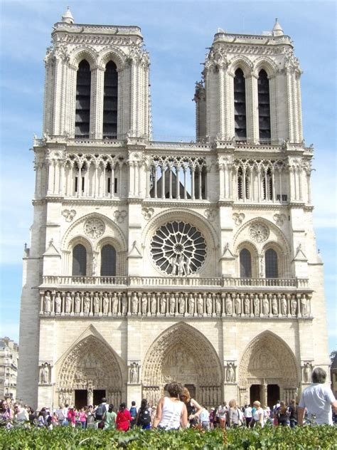notre dame de paris巴黎聖母院