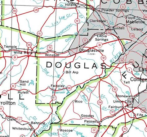 Douglas County Ga Search Georgiainfo