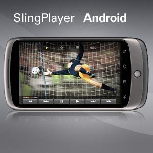 slingplayer for android slingplayer mobile for android now available