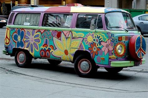 volkswagen hippie van hippy cer vans on pinterest hippie vw bus and buses