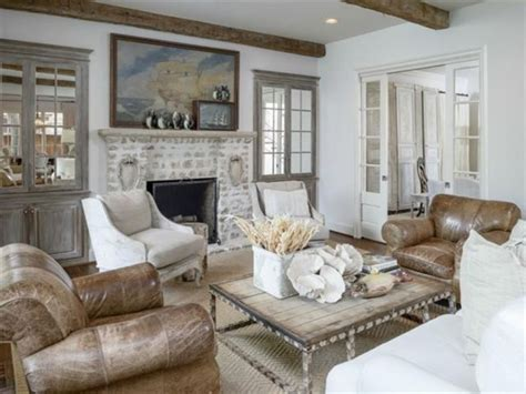 magnificent french farmhouse living room decor ideas