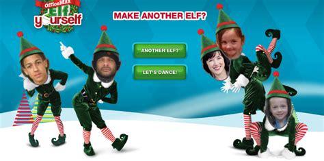 printable elf yourself free elf yourself custom calendar limited time thrifty