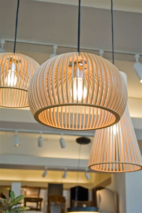 lamparas guatemala lampara colgante madera natural