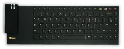 Keyboard Elastis Fleksibel Elastic Keypad bluetooth keyboard in development