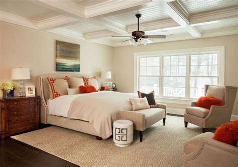 Master Bedroom Neutral Paint Colors East Coast Inspired Family Home Home Bunch Interior